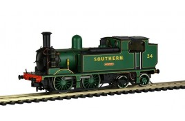 LSWR Adams 02 34 'Newport' SR Malachite Green OO Gauge