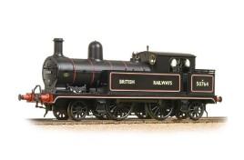 L&YR Class 5 Tank 50764 BR Lined Black (British Railways) OO Gauge