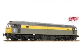 Class 47/3 47346 BR Engineers Grey & Yellow Dcc Sound OO Gauge