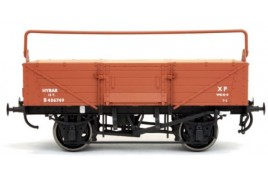 5 Plank Wagon High Bar Bauxite B485081 O Gauge
