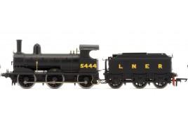LNER, J15 Class, 0-6-0, 5444  OO Gauge