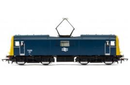 BR, Class 71, Bo-Bo, '71012' BR Blue OO Gauge
