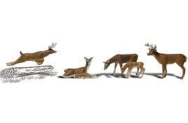 Deer HO Scale