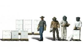 Beekeepers HO Scale