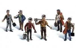 Miners HO Scale