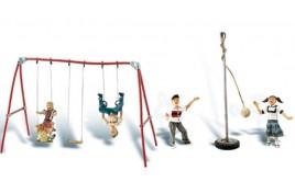 Playground Fun HO Scale