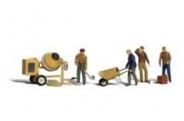 Mansonry Workers N Gauge