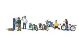 Bicycle Buddies N Gauge