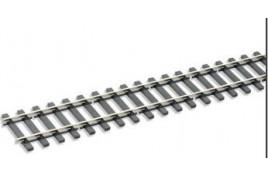 Gauge 1 (or G Gauge) Wooden Sleeper Flexible Track 914mm length (min order required - please see description)