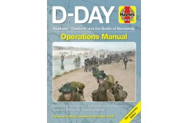 D-Day Operations Manual 75th Anniversary Edition (Hardback)
