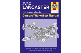 AVRO Lancaster Manual (Hardback)