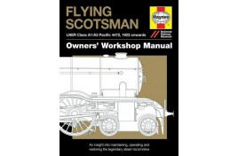 Flying Scotsman Owners' Workshop Manual (Hardback)