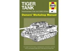 Tiger Tank Manual (Hardback)