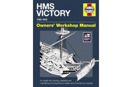 HMS Victory Owners' Workshop Manual (Hardback)