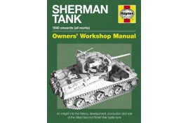 Sherman Tank Owners' Workshop Manual (Hardback)