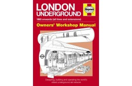 London Underground Owners' Workshop Manual (Hardback)