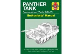 Panther Tank Manual (Hardback)