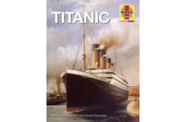 RMS Titanic Haynes Icons (Hardback)