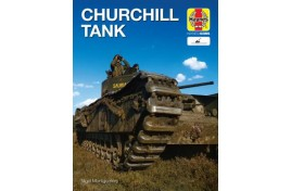 Churchill Tank Haynes Icon (Hardback)