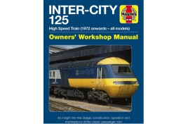 Inter-City 125 Owners' Manual (Hardback)