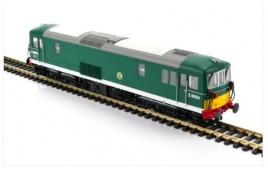 Class 73 E6004 BR Grey/Green Solebar  OO Gauge