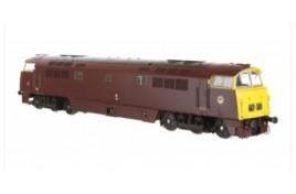 Class 52 D1016 Western Gladiator Maroon FYE OO Gauge