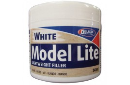Model Lite - White Lightweight Filler 240cc