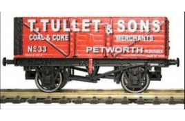 7 Plank Wagon T Tullet & Sons O Gague