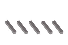 Miniature Bar Magnets x 5