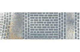 FBS420 Stone Roadway Setts x 2 Sheets OO Scale
