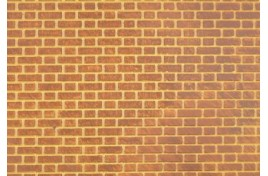 FBS403 Flemish Bond Brick x 2 Sheets OO Scale