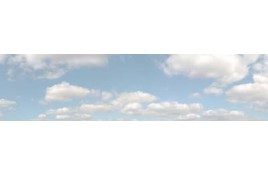 "501A Summer Sky OO Gauge 15"" High Backscene"