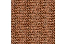 BM030 Engineering Brick A4 Size Self-Adhesive Sheets Pack of 10 OO Scale