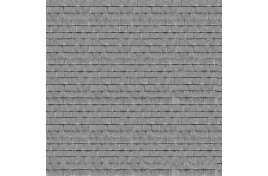 BM062 Grey Roof Tiles A4 Size Self-Adhesive Sheets Pack of 10 OO Scale
