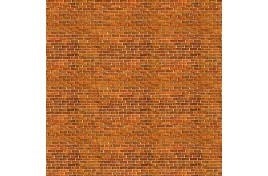 BM007 Traditional Brick A4 Size Self-Adhesive Sheets Pack of 10 OO Scale