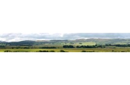 208C Hills And Dales Backscene Pack C 10 Feet x 9 Inches OO Gauge