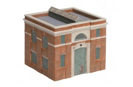 Electrical Substation OO Scale