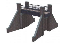 Railway Over Road Bridge OO Scale