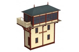 Tall Signal Box 'Coalville Crossing' OO Scale