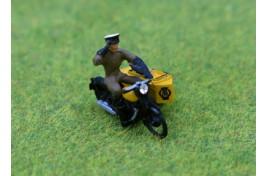 1950's AA Motorcycle Patrol OO Scale