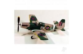 P-51B Mustang  Balsa Kit