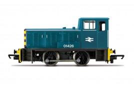 Railroad Bagnall 0-4-0DH, 01426 - Era 7 OO Gauge