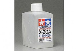 Acrylic Thinner 250ml Acrylic