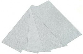 Finishing Abrasives Ultra Fine Assorted x 5 Sheets