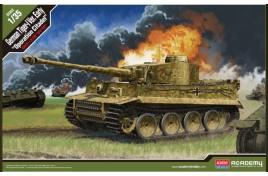 "Academy 1/35 German Tiger I Early ""Operation Citadel"""