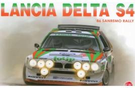 Nunu 1/24 Lancia Delta S4 '86 Sanremo Rally