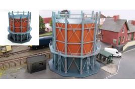 Fordhampton Gasometer Plastic Kit OO Scale