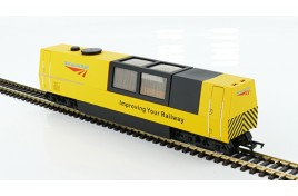 Network Rail Track Cleaning Vehicle OO Gauge