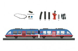 MyWorld Airport Express Elevated Railway Starter Set OO/HO Scale