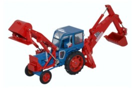 JCB Major Loader Mk1 Excavator JCB OO Gauge